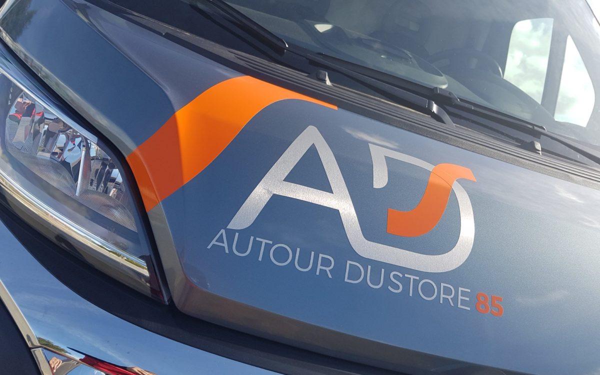 marquage vehicule en Vendée 85
