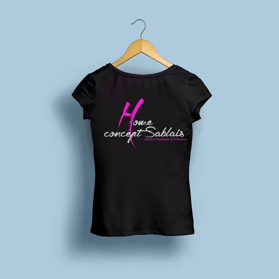 impression t-shirt en Vendée 85